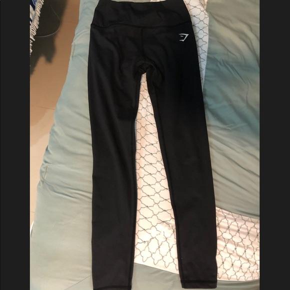 0aa12a24dd2c9 Gymshark Pants | Cropped Dreamy Leggings | Poshmark